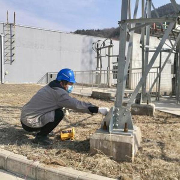 防雷电安全检测