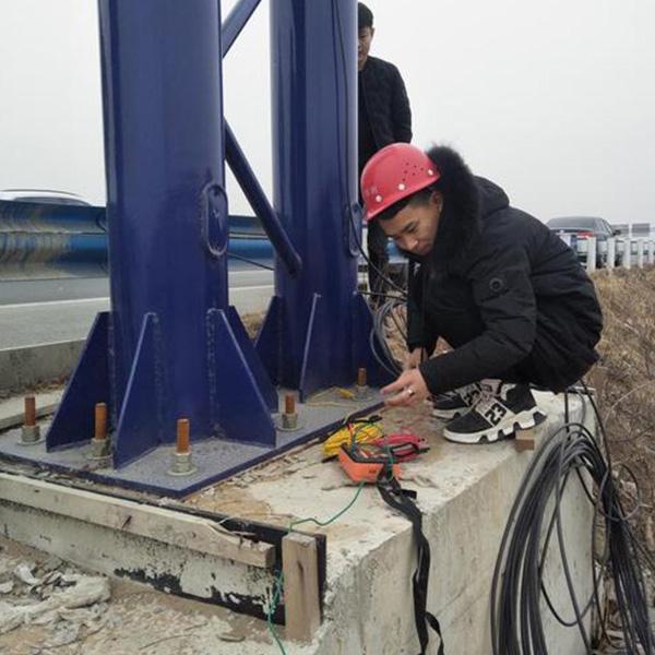 防雷电检测