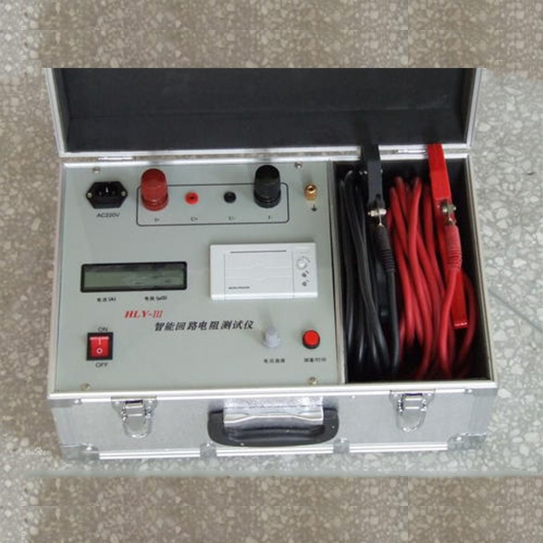 大庆避雷电阻检测