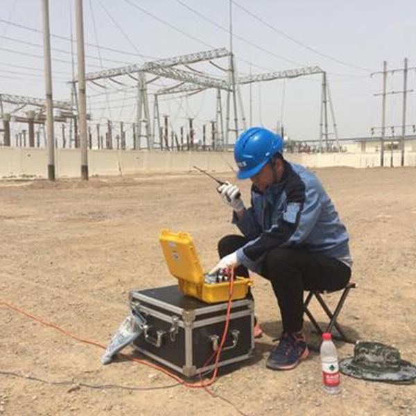 大庆防雷设备检测