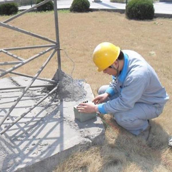 鸡西建筑物避雷检测